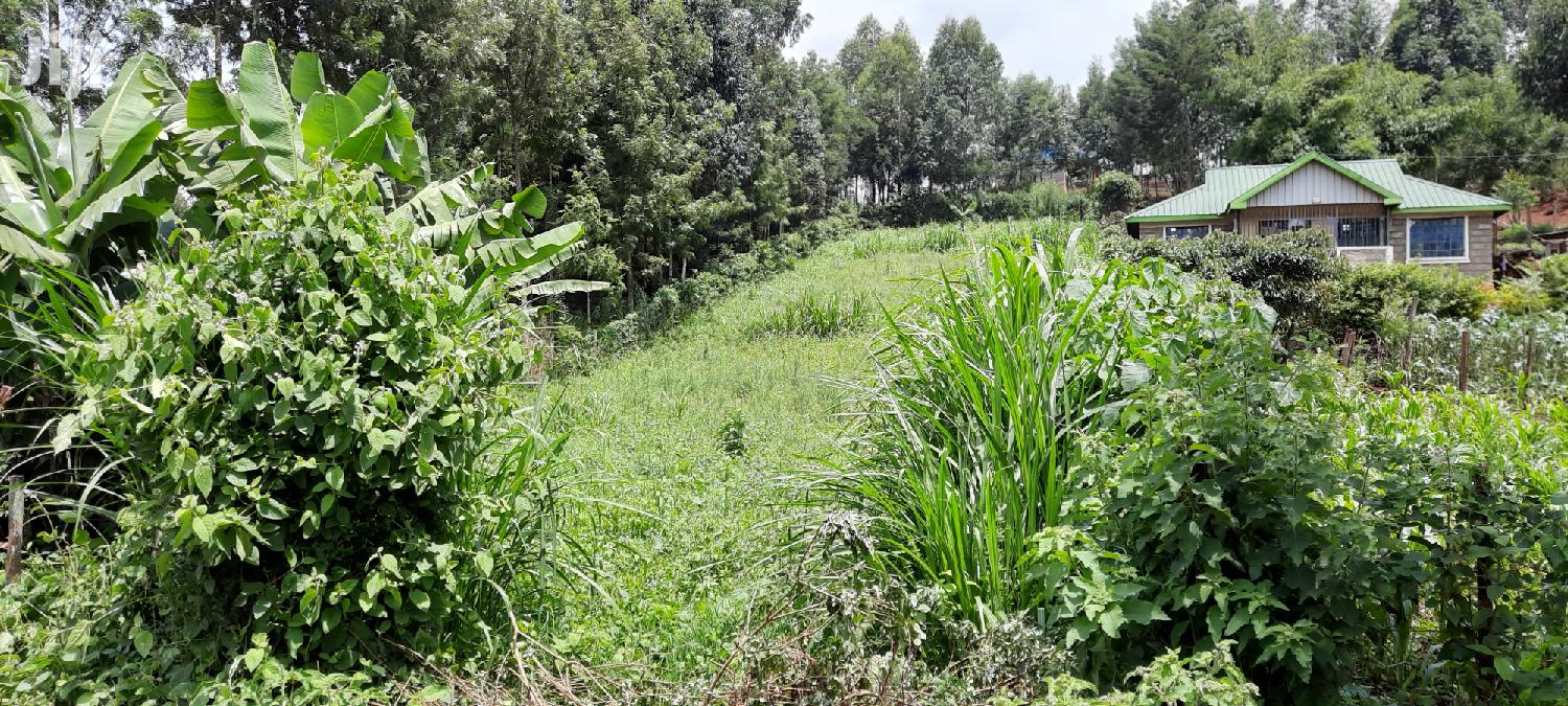 1/4 an Acre at Muguga Kikuyu Constituency