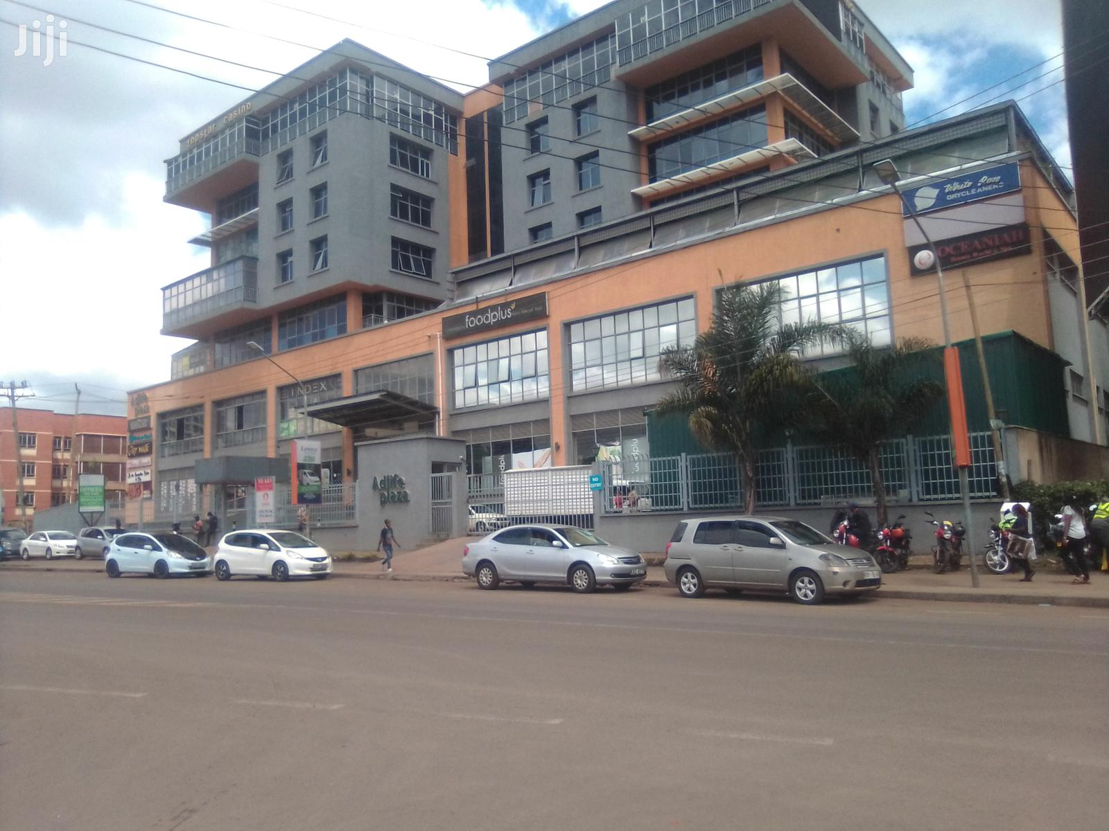 Shops And Office Space