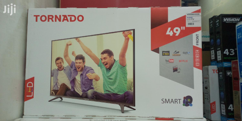Tornado Smart LED 49inch TV