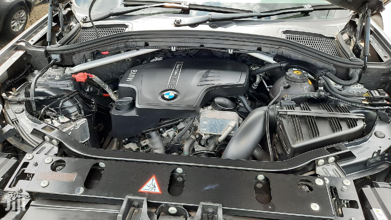 New BMW X3 2013 Gray   Cars for sale in Kilimani, Nairobi, Kenya