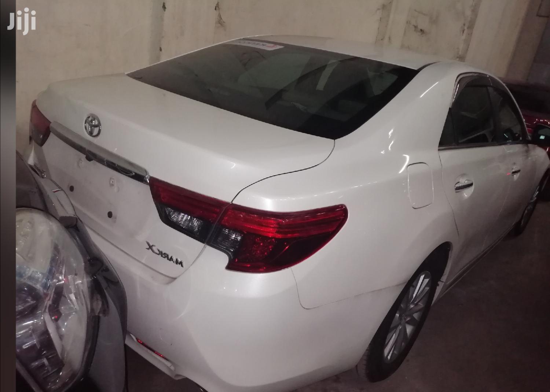 Toyota Mark X 2013 White   Cars for sale in Tudor, Mombasa, Kenya