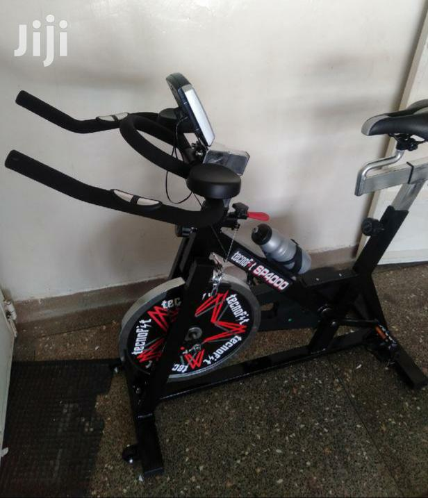 Stationary Exercise Spinning Bikes