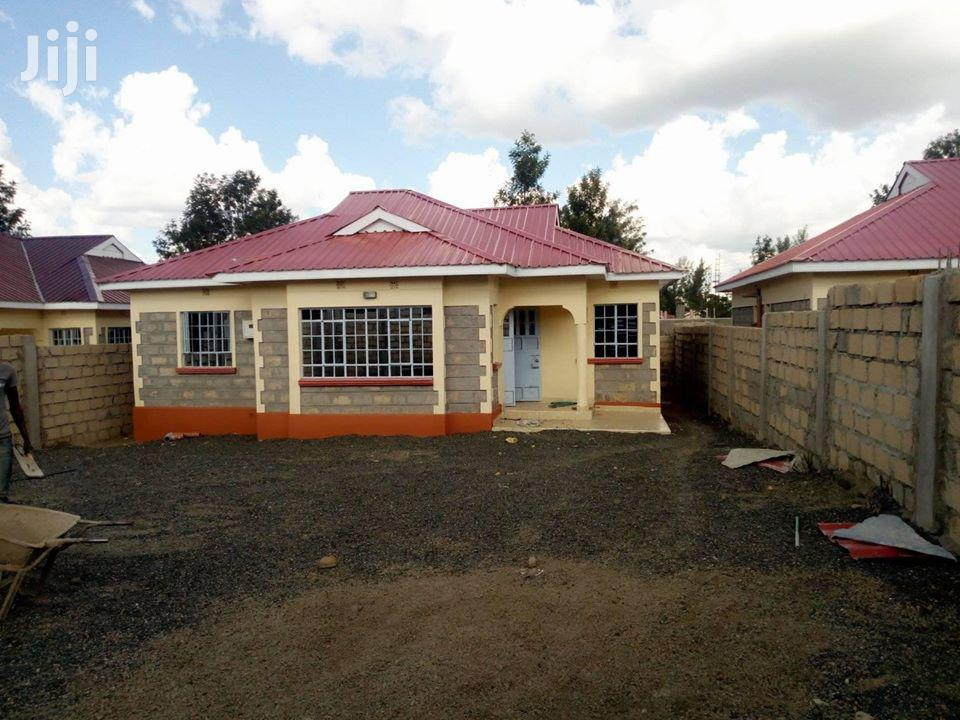 Newly Built Spacious Three Bedrooms Bungalow For Sale In Ngong