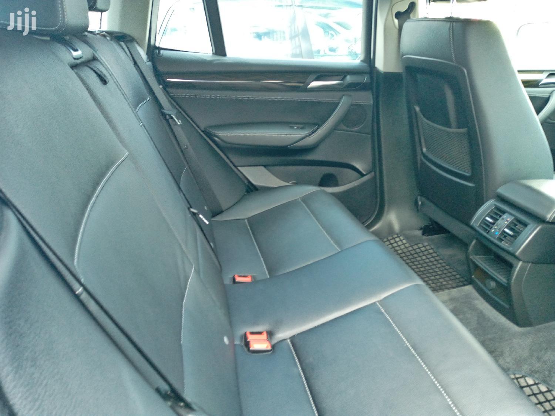 BMW X3 2013 xDrive28i Gray | Cars for sale in Kilimani, Nairobi, Kenya