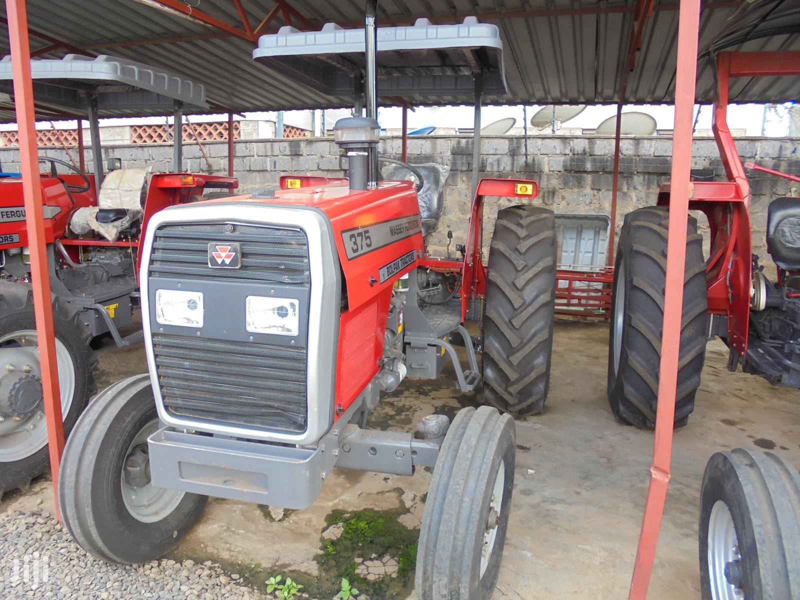 Mf 375 2wd Tractor 2020 Model