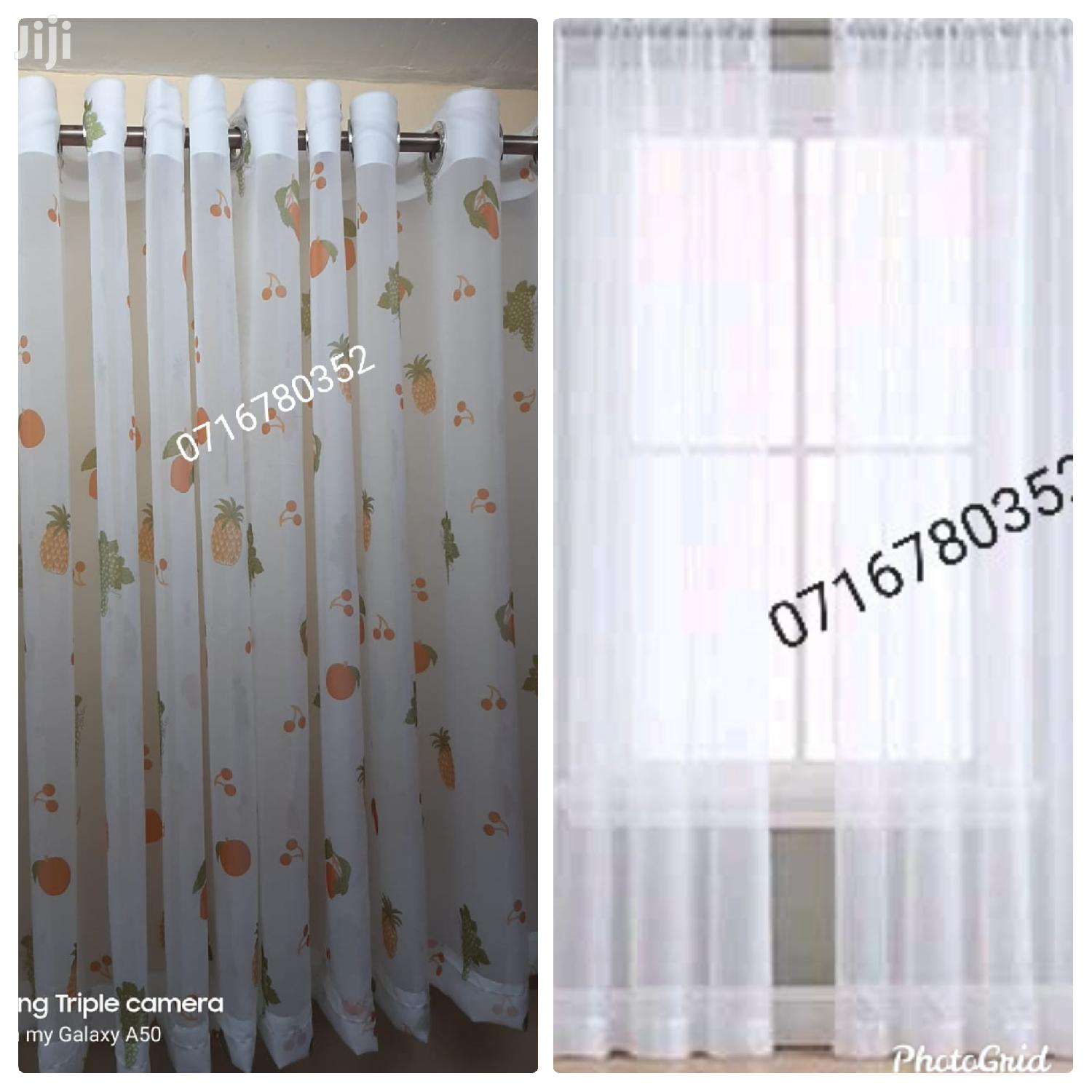 Modern Kitchen Curtains In Nairobi Central Home Accessories George Nganga Jiji Co Ke
