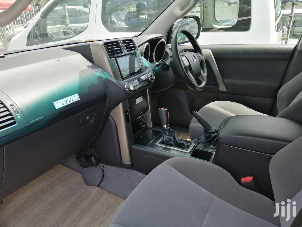 Toyota Land Cruiser Prado 2012 Silver   Cars for sale in Nairobi Central, Nairobi, Kenya
