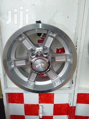 14 Inches Offset 6 Lugs   Vehicle Parts & Accessories for sale in Nairobi, Kilimani