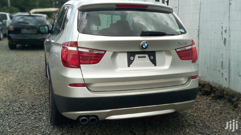 BMW X3 2013 xDrive28i Gold | Cars for sale in Kilimani, Nairobi, Kenya