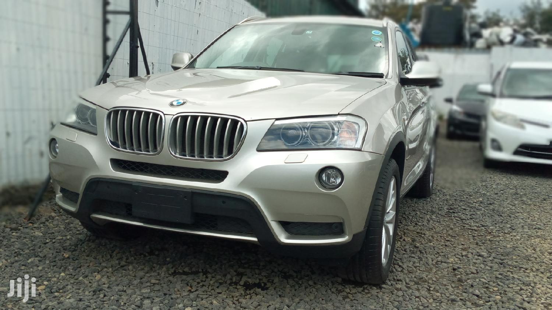 BMW X3 2013 xDrive28i Gold