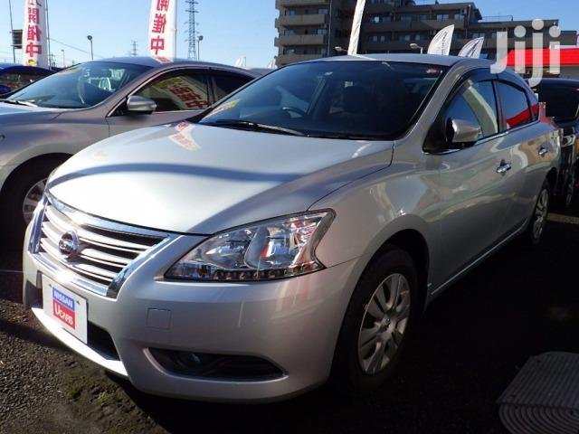 Archive: Nissan Bluebird 2013 Silver