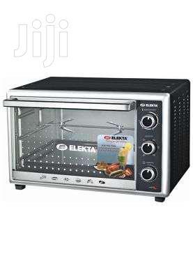 Elekta 45L Electric Oven With Rotisserie - Black | Kitchen Appliances for sale in Nairobi, Nairobi Central