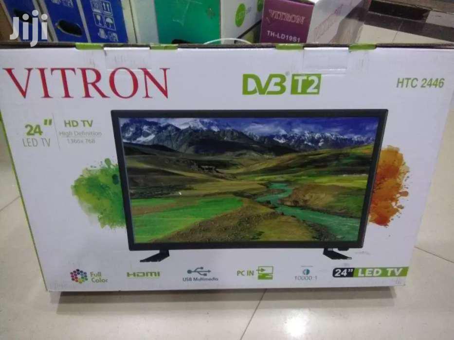 Vitron 24 Inch Digital TV | TV & DVD Equipment for sale in Nairobi Central, Nairobi, Kenya