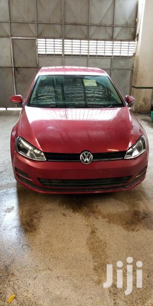 Volkswagen Golf 2014 Red | Cars for sale in Nyali, Ziwa la Ngombe