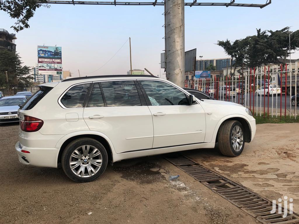 BMW X5 2012 White | Cars for sale in Nairobi Central, Nairobi, Kenya