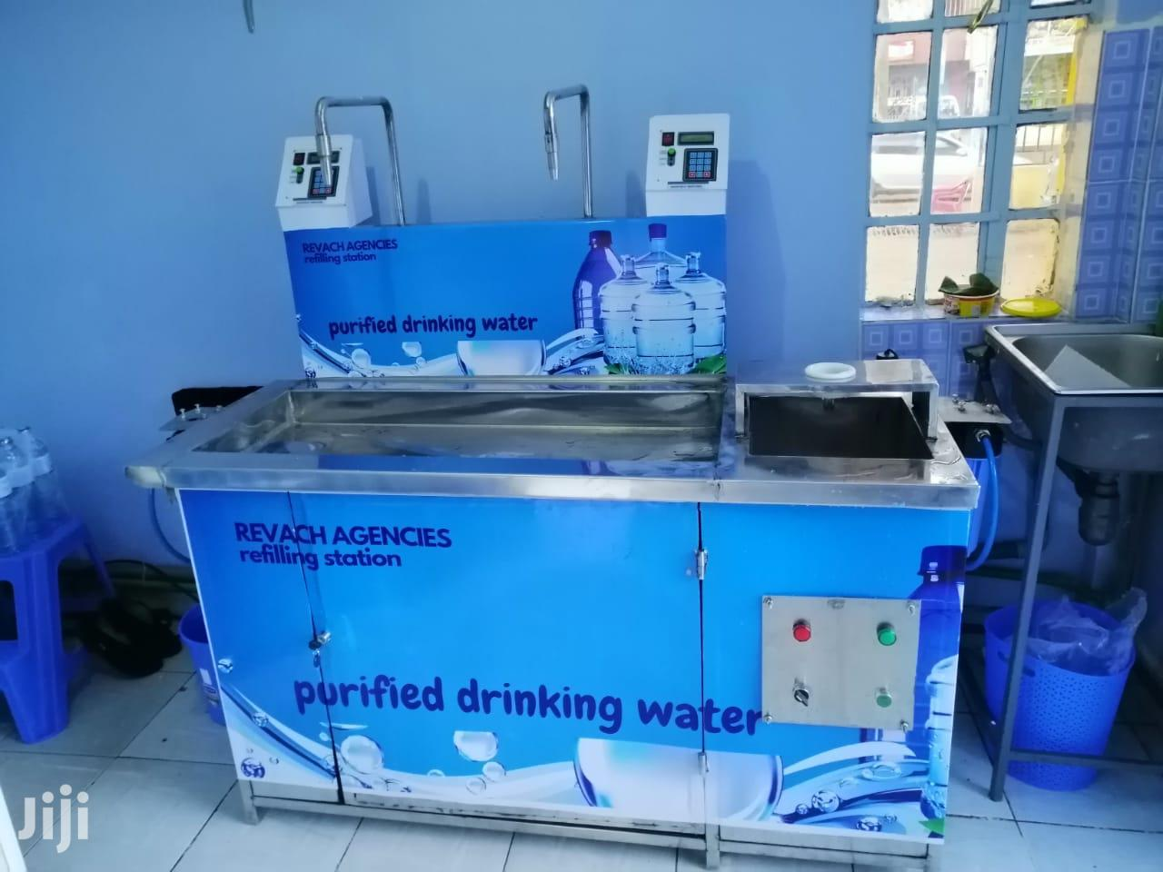 Water Vending Machine | Farm Machinery & Equipment for sale in Ruiru, Kiambu, Kenya