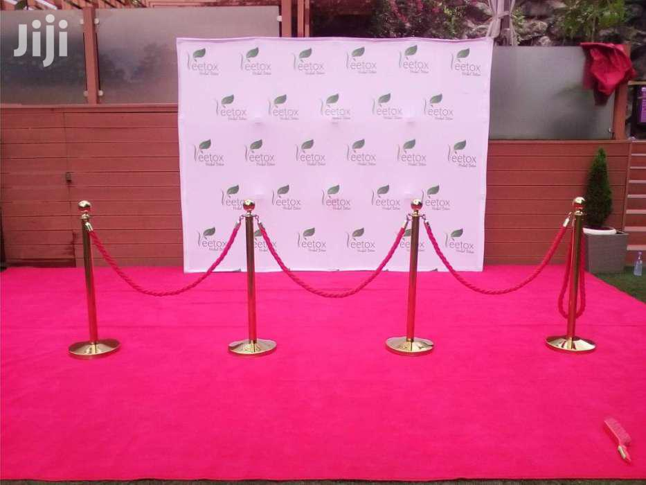 Red Carpets Sale & Hire | Party, Catering & Event Services for sale in Nairobi Central, Nairobi, Kenya