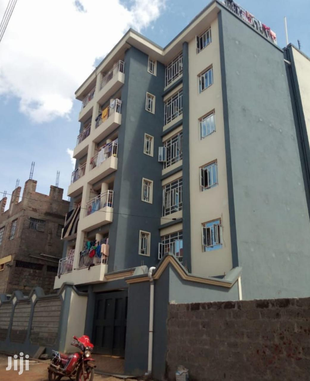 Kiambu Kirigiti Flat Fully Occupied
