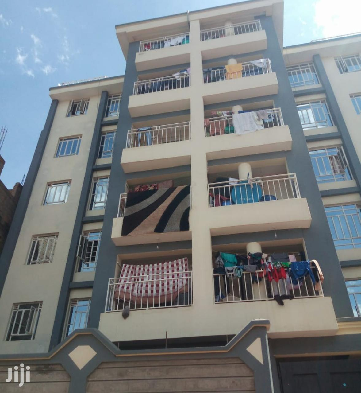 Kiambu Kirigiti Flat Fully Occupied | Houses & Apartments For Sale for sale in Kiganjo, Kiambu, Kenya