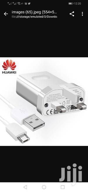 Huawei Fast Charger Type C New | Accessories for Mobile Phones & Tablets for sale in Nairobi, Nairobi Central