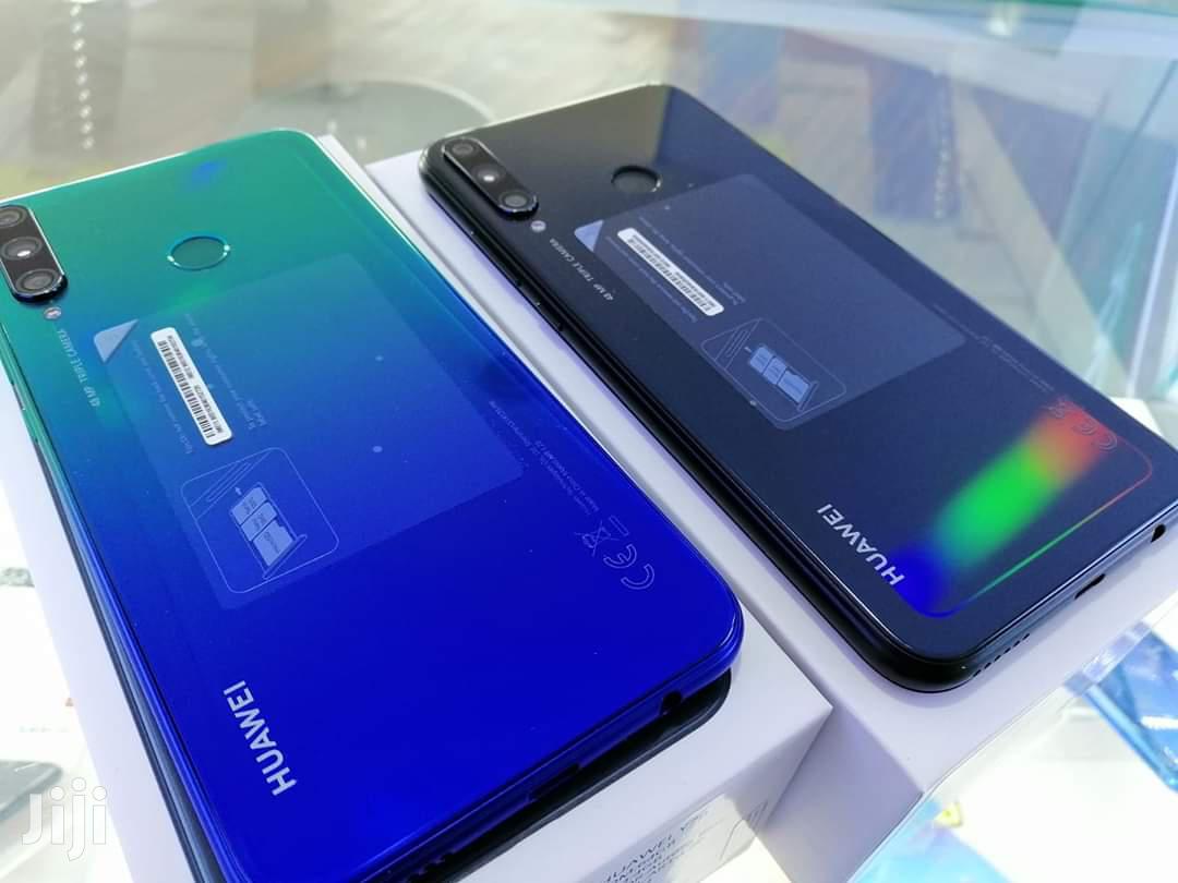 New Huawei Y7p 64 GB Black   Mobile Phones for sale in Nairobi Central, Nairobi, Kenya