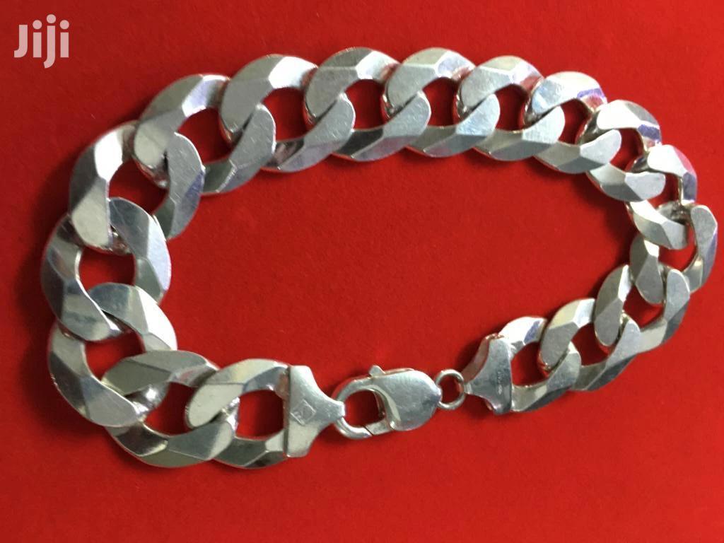 Archive: Silver Bracelet