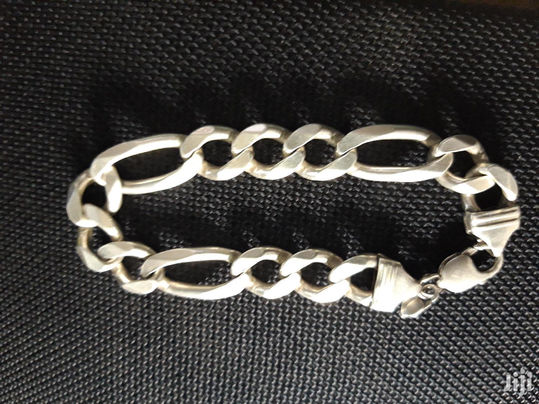 Silver Bracelet | Jewelry for sale in Ziwa la Ng'ombe , Mombasa, Kenya