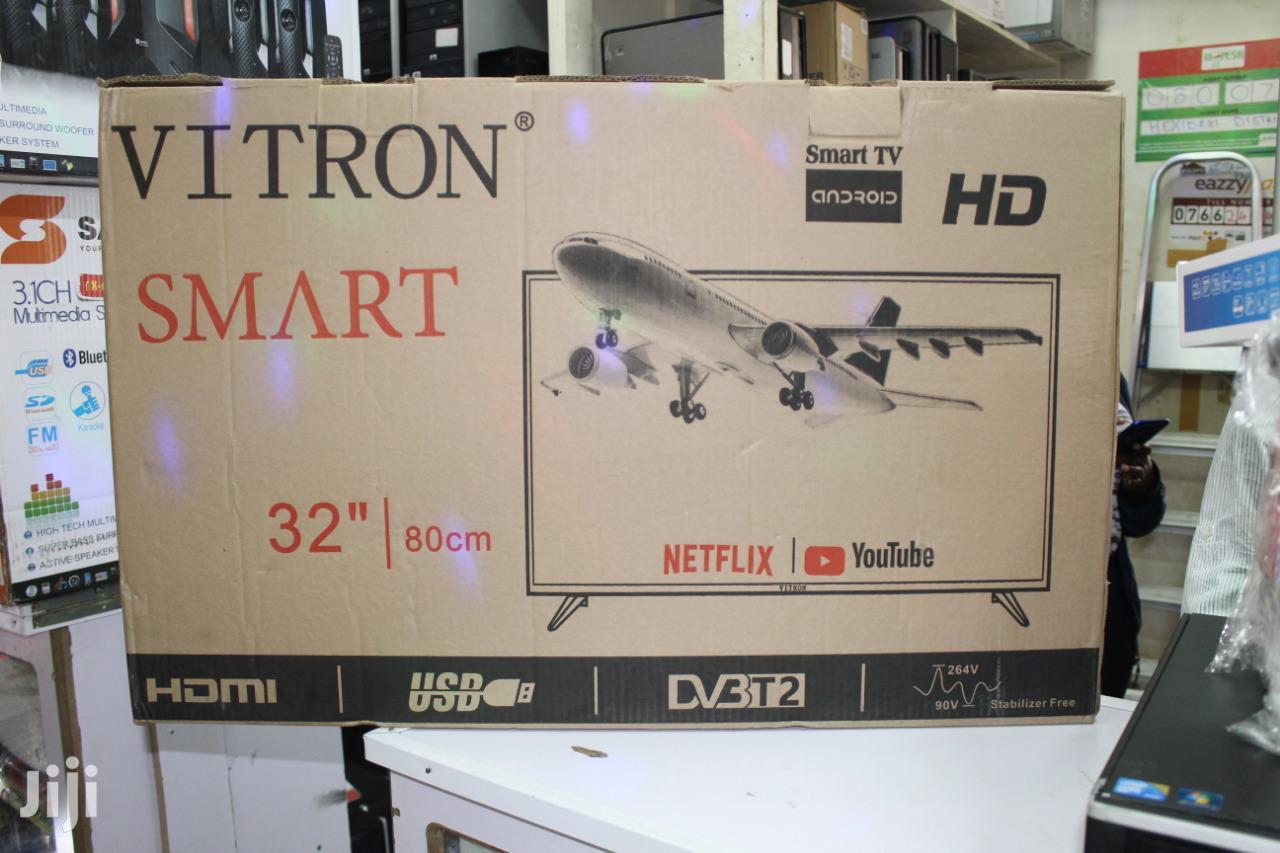 Archive: 32 Inch Digital In-Built Decorder LED VITRON TV