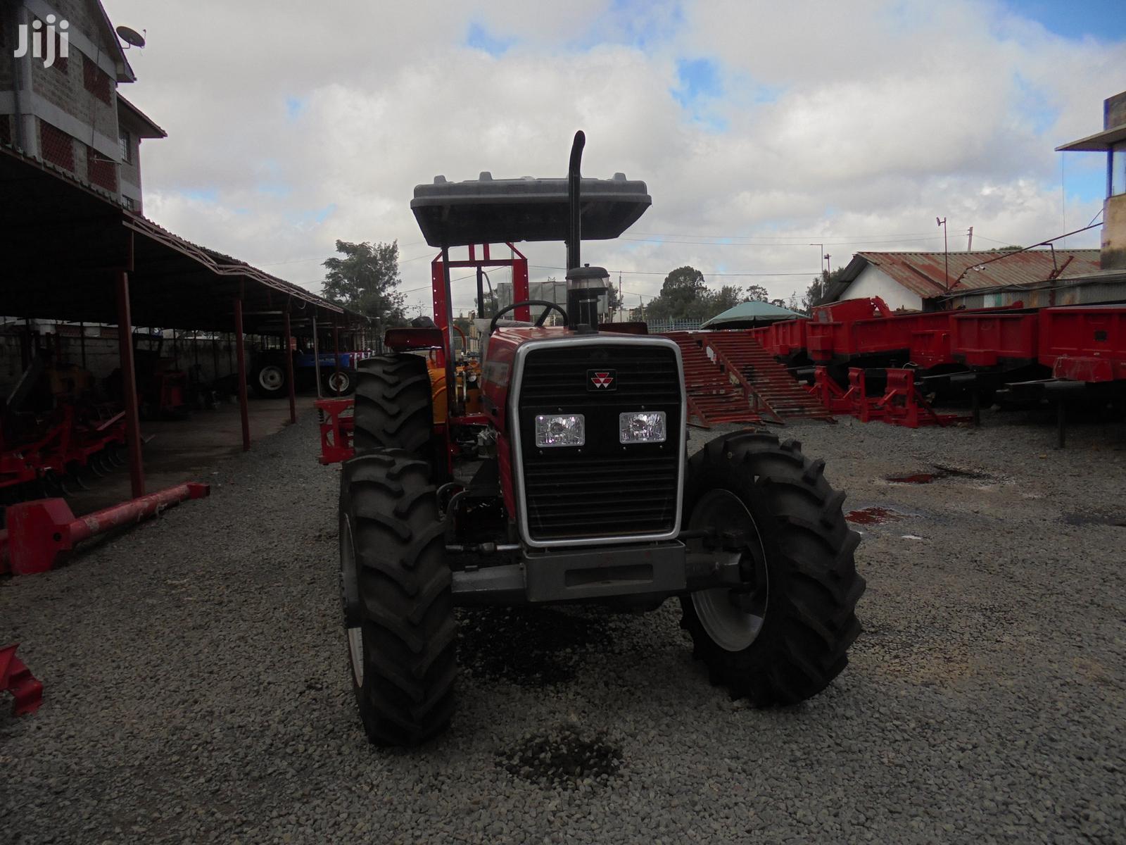 4 Wheel Drive Tractor Mf 385 | Heavy Equipment for sale in Woodley/Kenyatta Golf Course, Nairobi, Kenya