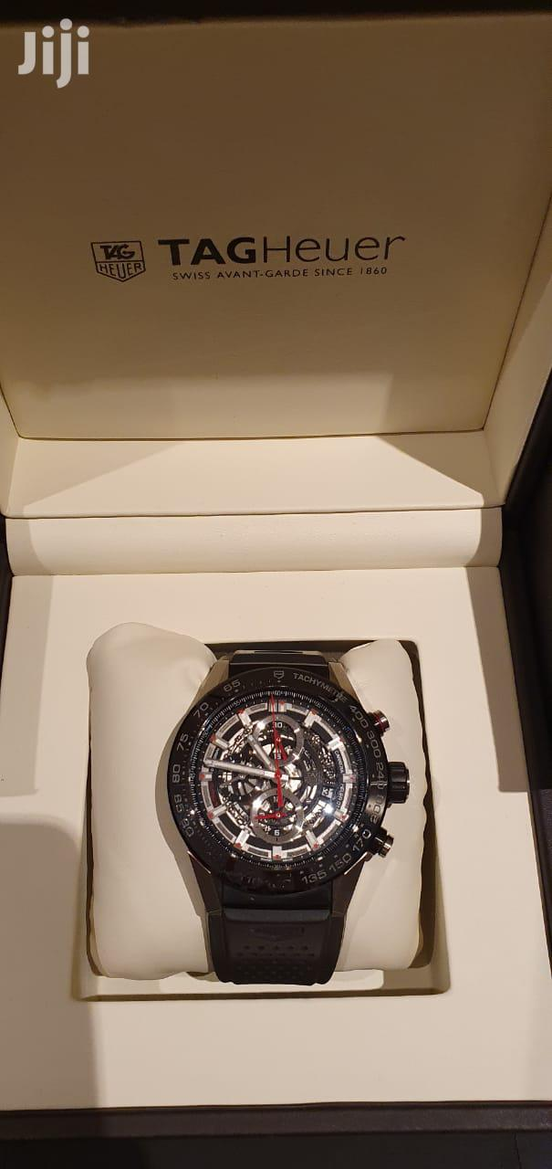 Tag Heuer Carrera 01 Automatic Watch 450k ONLY. Market Price: 600k. | Watches for sale in Nairobi Central, Nairobi, Kenya