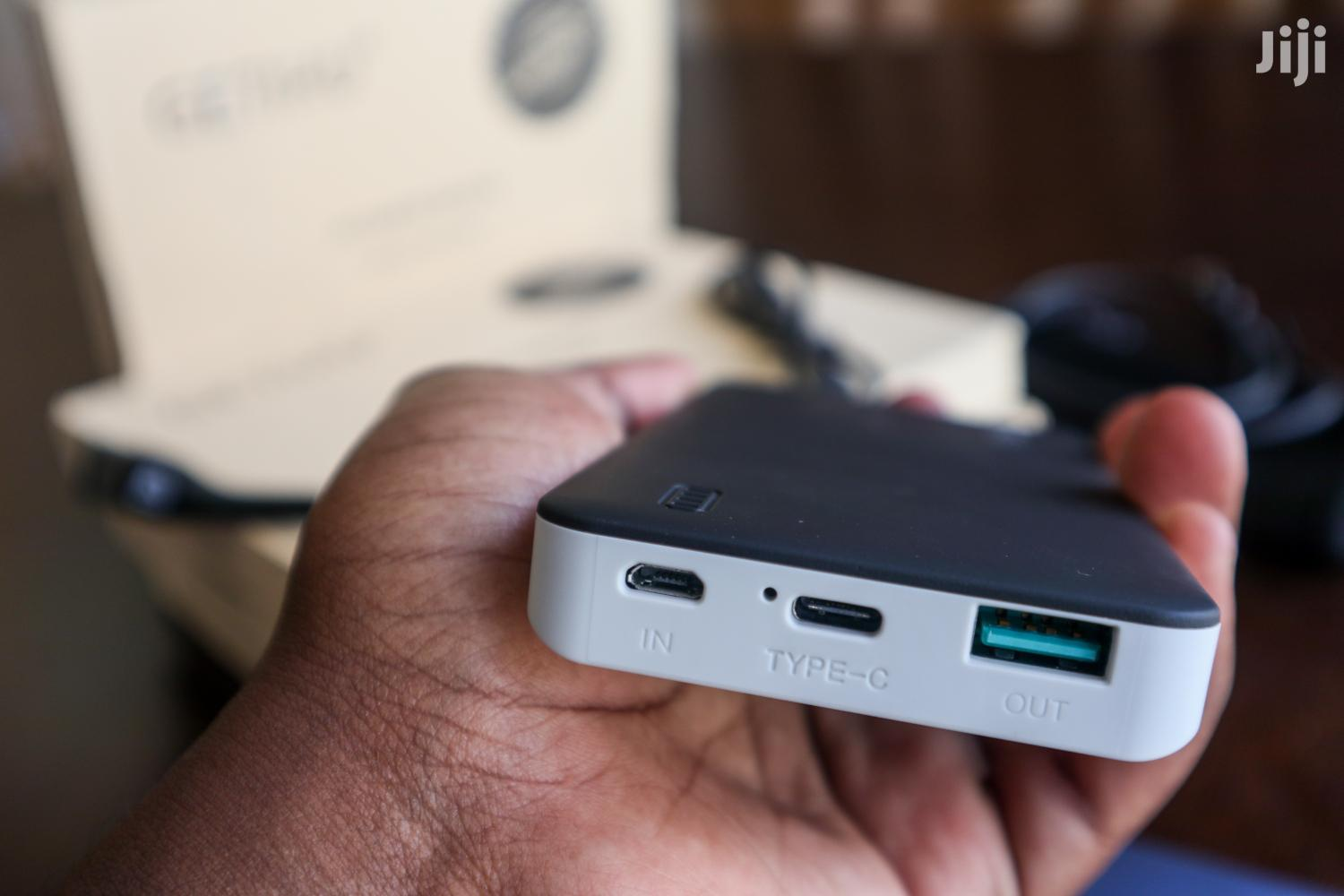 Archive: Powerbank Slim 10000 Mah Usb Type C