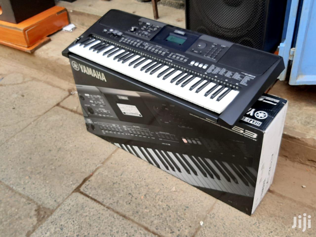 Archive: 463 Yamaha Keyboard