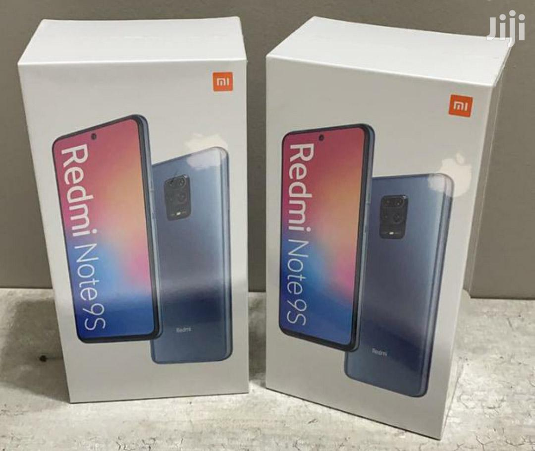 New Xiaomi Redmi Note 9S 128 GB Gray | Mobile Phones for sale in Nairobi Central, Nairobi, Kenya