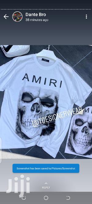 Amiri Designer Tshirts | Clothing for sale in Nairobi, Nairobi Central
