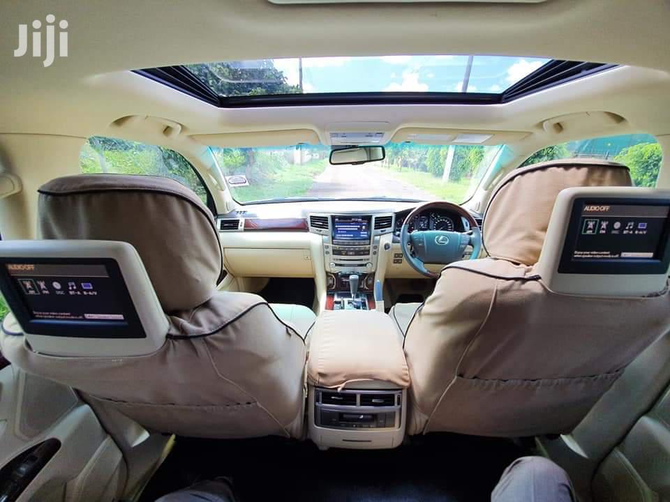 Lexus LX 570 2013 Base Gray | Cars for sale in Nairobi Central, Nairobi, Kenya