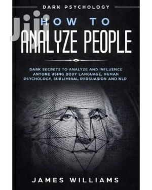 How to Analyze Pple-Dark Secrets by James W. Williams-Ebooks/Softcopy   Books & Games for sale in Nairobi, Nairobi Central