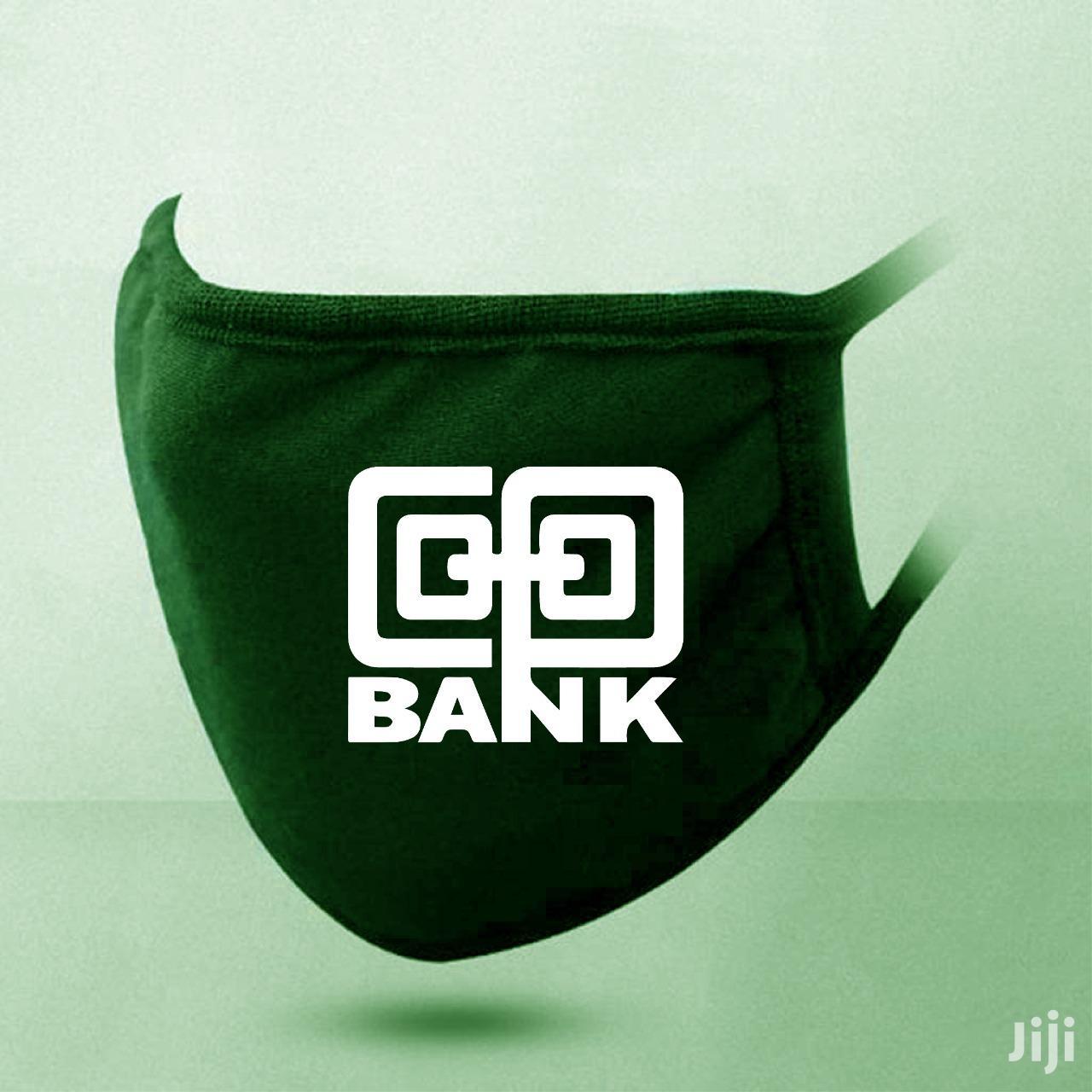 Corporate Branded Face Masks