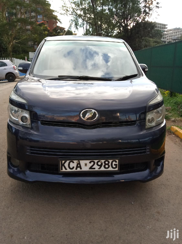 Toyota Voxy 2007 Blue | Cars for sale in Nairobi Central, Nairobi, Kenya