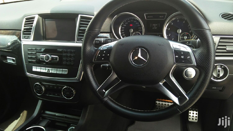 Mercedes-Benz M Class 2013 Gray   Cars for sale in Kilimani, Nairobi, Kenya