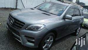 Mercedes-Benz M Class 2013 Gray | Cars for sale in Nairobi, Kilimani