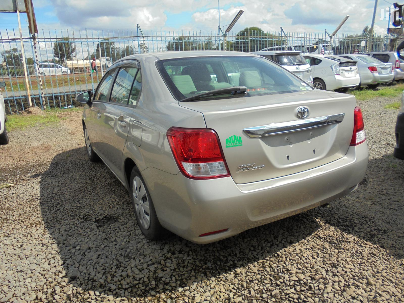 Toyota Corolla 2012 Gold | Cars for sale in Woodley/Kenyatta Golf Course, Nairobi, Kenya