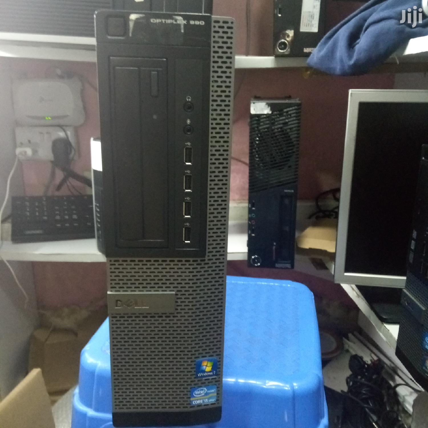 Desktop Computer Dell 4GB Intel Core i5 HDD 250GB | Laptops & Computers for sale in Nairobi Central, Nairobi, Kenya