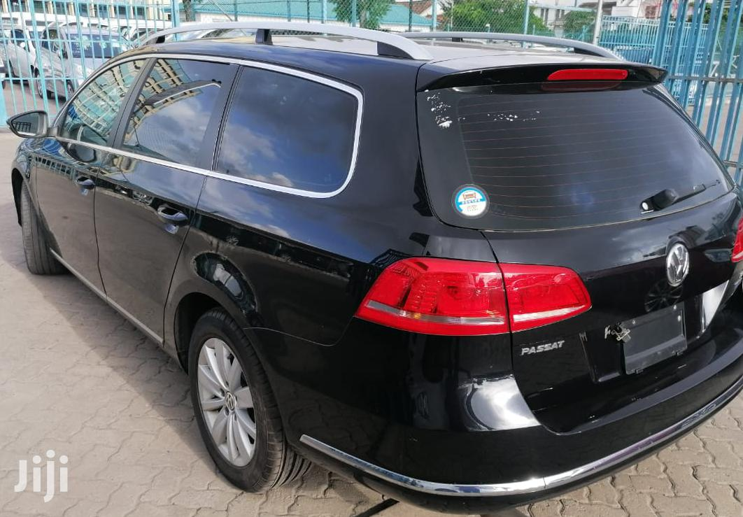 Volkswagen Passat 2012 Black | Cars for sale in Majengo, Mombasa, Kenya