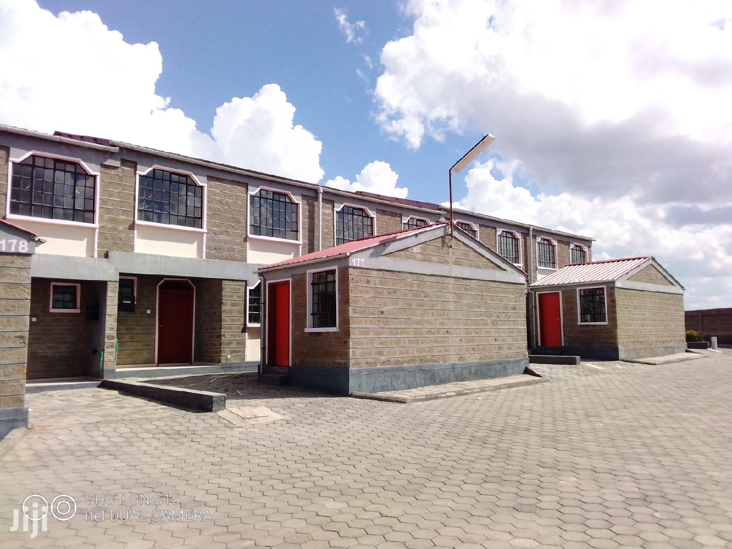 Letting 3 Bedroom Maisonette Plus Dsq Syokimau | Houses & Apartments For Rent for sale in Syokimau, Machakos, Kenya