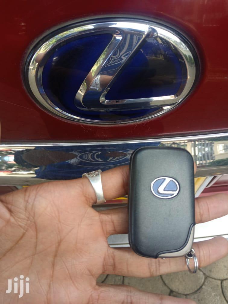 Archive: For All Types of Lexus Keys Spare Keys