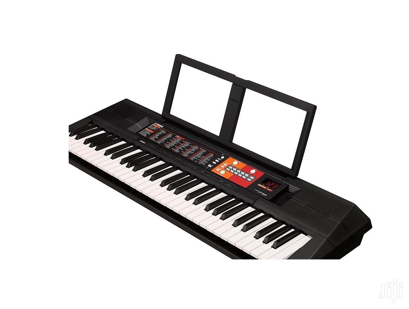 Archive: Yamaha PSR-F51 Keyboard