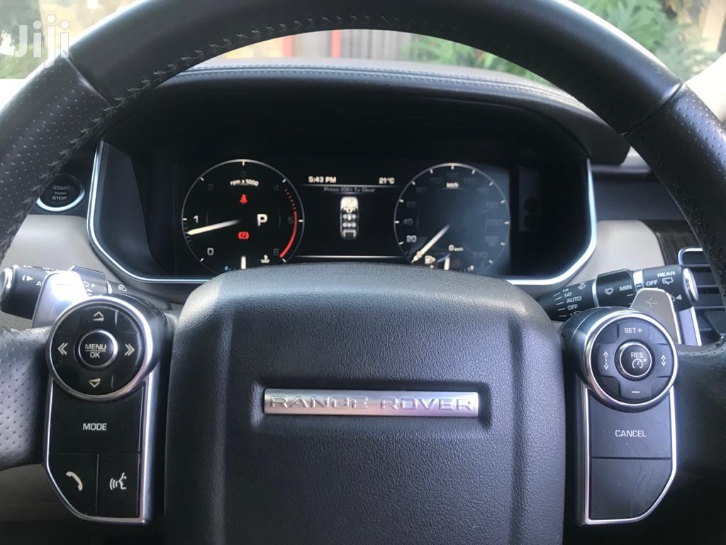 Land Rover Range Rover Sport 2014 HSE 4x4 (3.0L 6cyl 8A) Gray | Cars for sale in Nairobi Central, Nairobi, Kenya