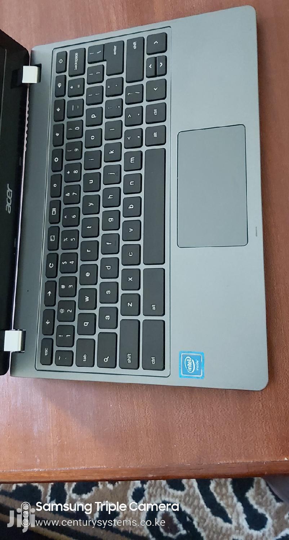 Laptop Acer Chromebook C720 4GB Intel Celeron SSD 16 GB | Laptops & Computers for sale in Nairobi Central, Nairobi, Kenya