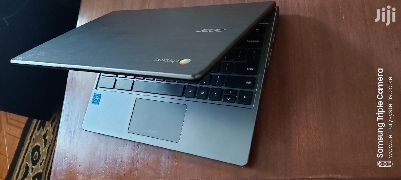 Laptop Acer Chromebook C720 4GB Intel Celeron SSD 16 GB