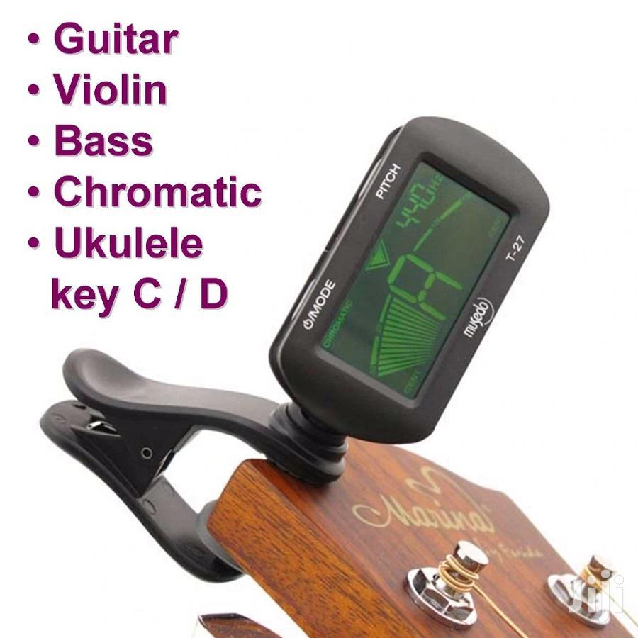 Musedo T-27 Digital Guitar Tuner